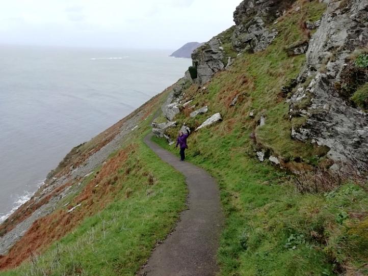 Valley of the Rocks Devon