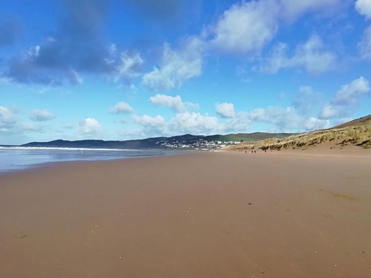 Putsborough Beach Devon