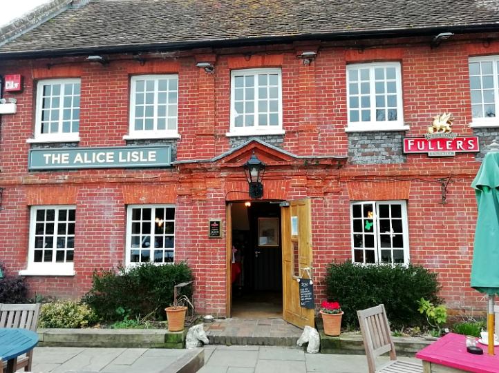The Alice Lisle Pub