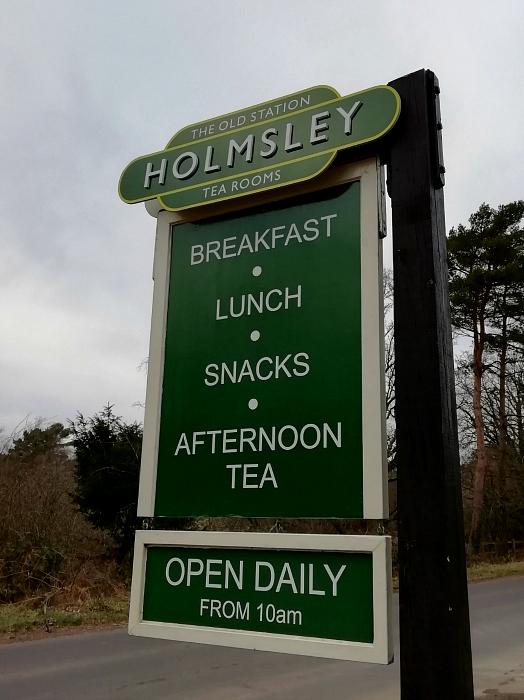 Holmsley Tea Shop