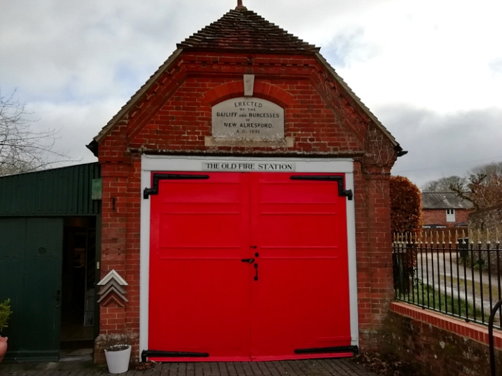The old Fire Station Alresford