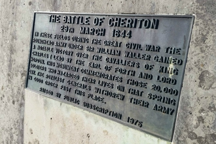 Battle of Cheriton