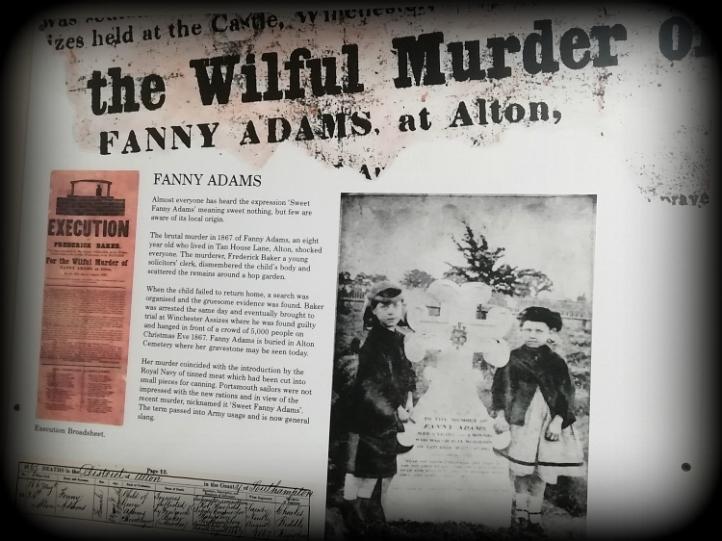 Sweet Fanny Adams Alton