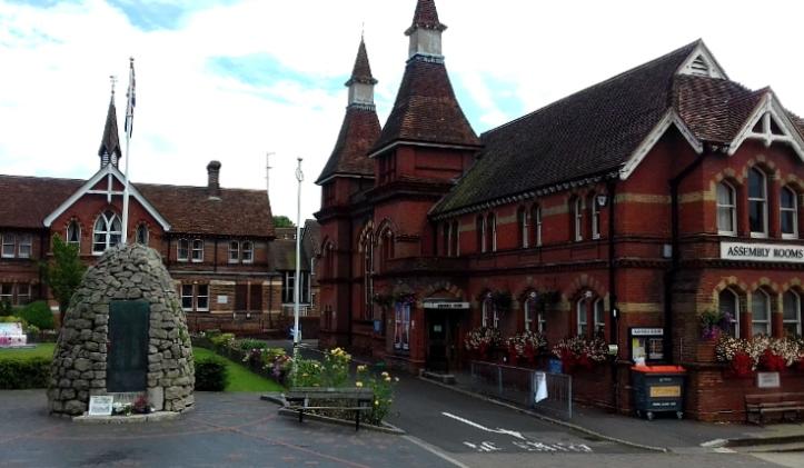 Alton Hampshire