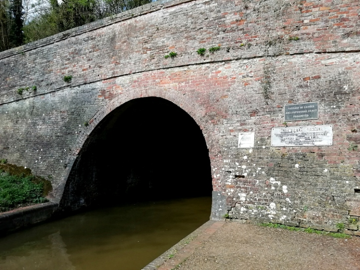 Blisworth Tunnel