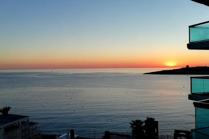 Mal;tese sunset