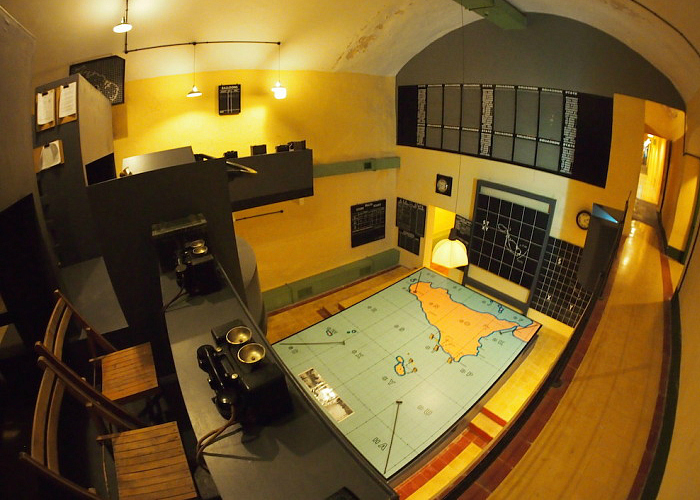Lascaris War Rooms