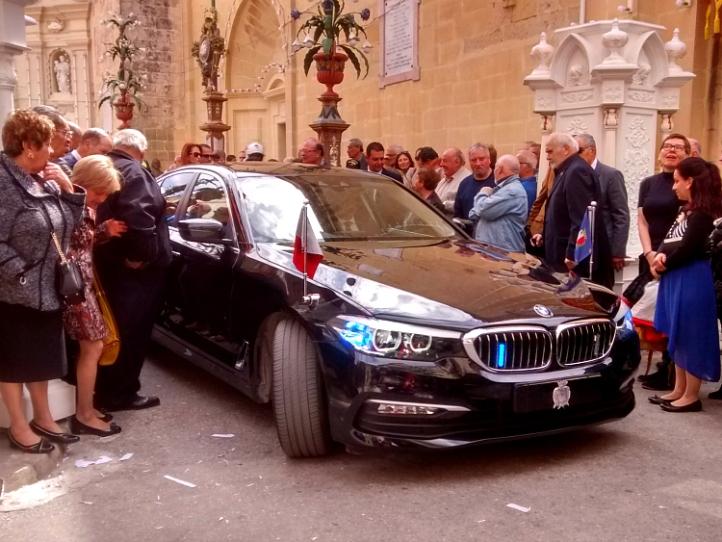 President of Malta