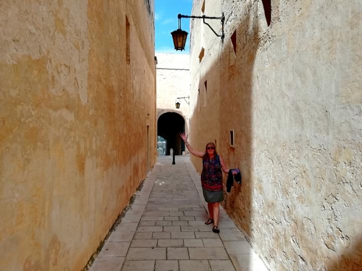 Mdina Streets