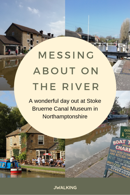 Messing About on the River in Stoke Bruerne
