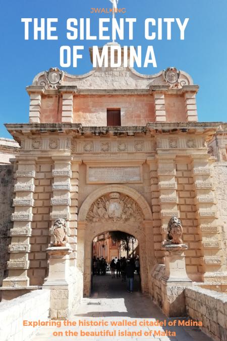 Silent City of Mdina
