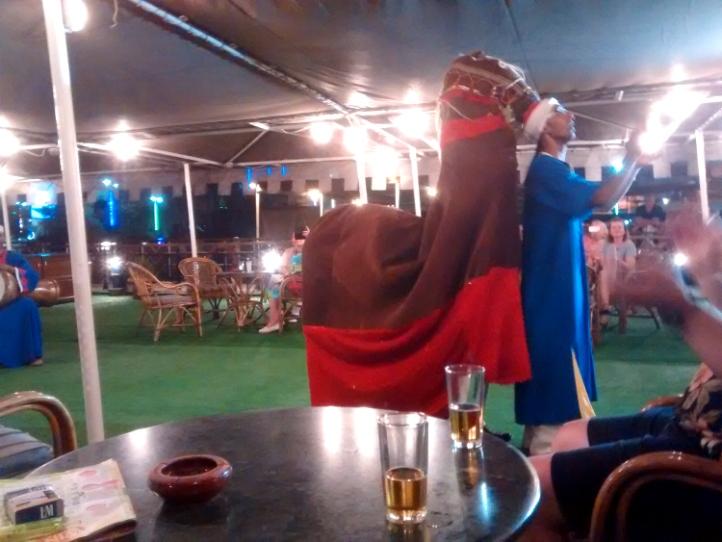 Nubian Dancers