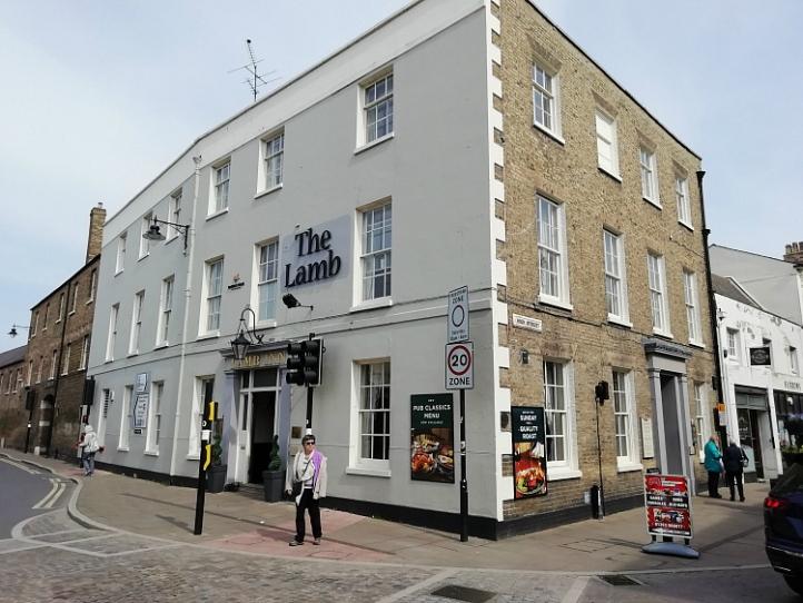 Ely Lamb Inn