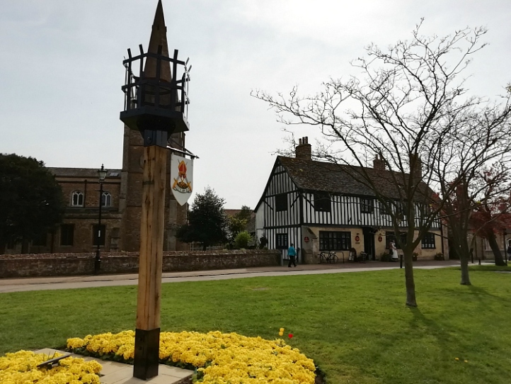 Ely Oliver Cromwells House