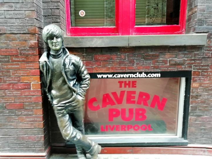 Liverpool Cavern Pub
