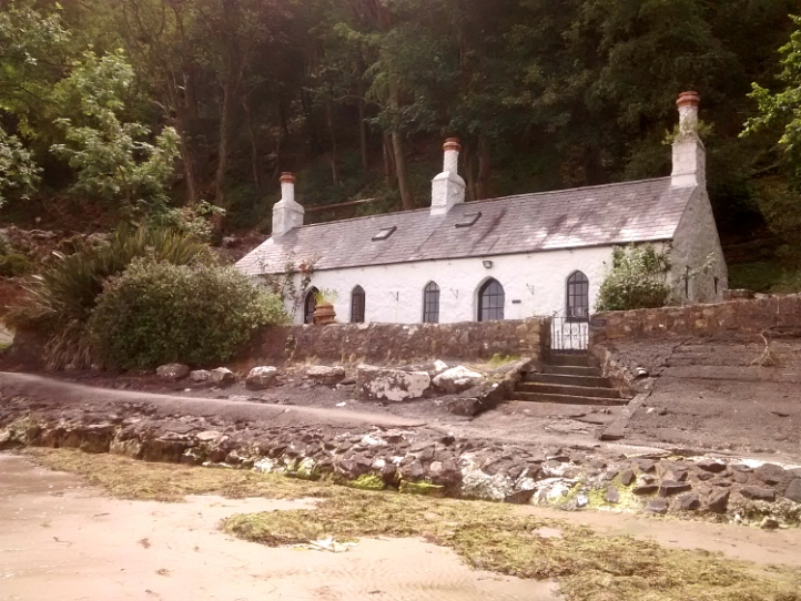 Llanbedrog Llyn Peninsula Wales