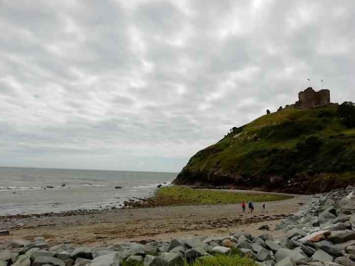 Criccieth Llyn Peninsula Wales