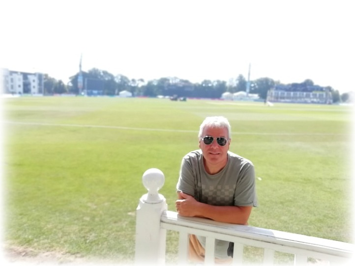 St Lawrence County Cricket Ground Canterbury Kent