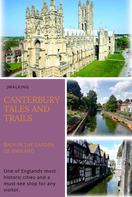 Pinterest Canterbury Tales and Trails