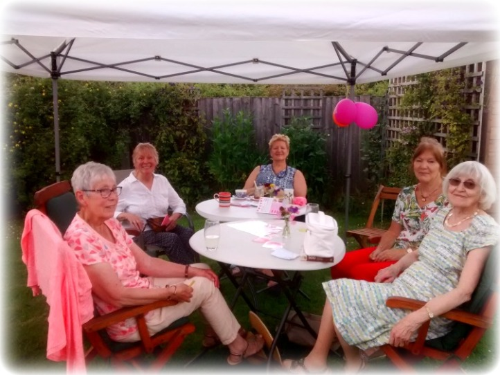 Thelnetham Garden Party
