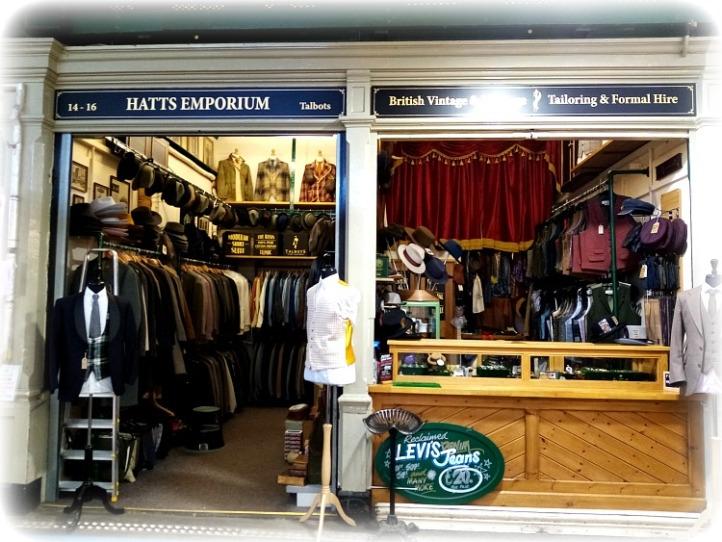 Hatts Cardiff Market