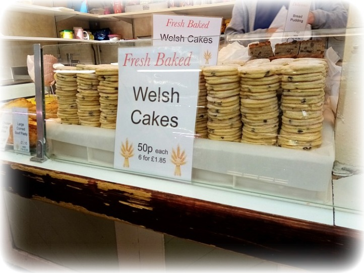 Welsh Cakes Cardiff
