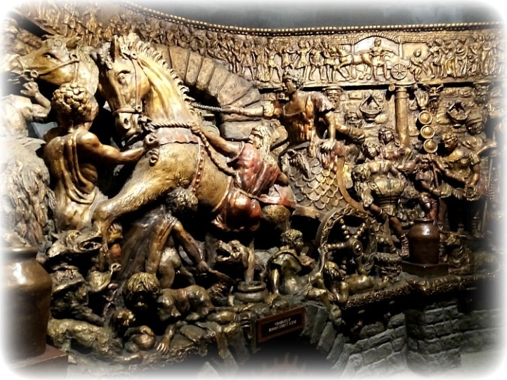 Chariot Wall Cardiff