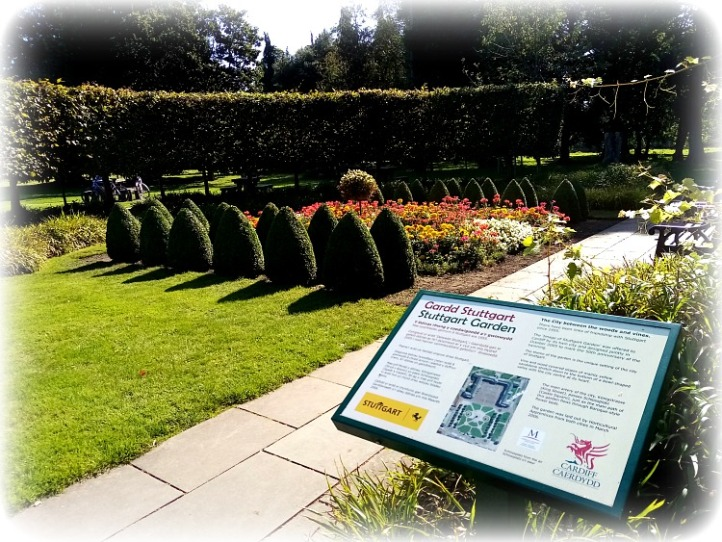 Bute Gardens Cardiff