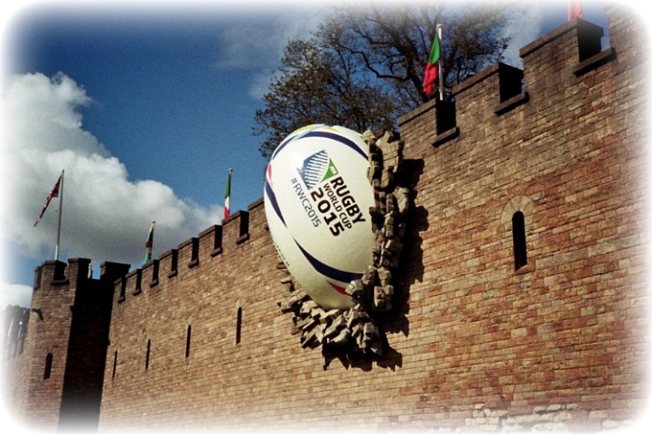 Ball in the Wall Cardiff