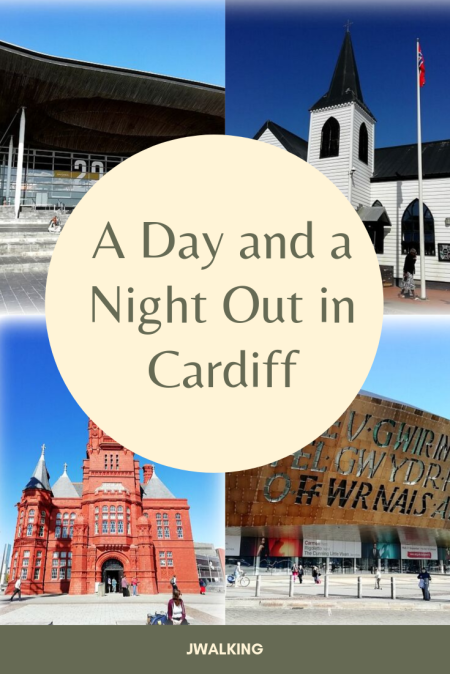 Day and a Night Out in cardiff