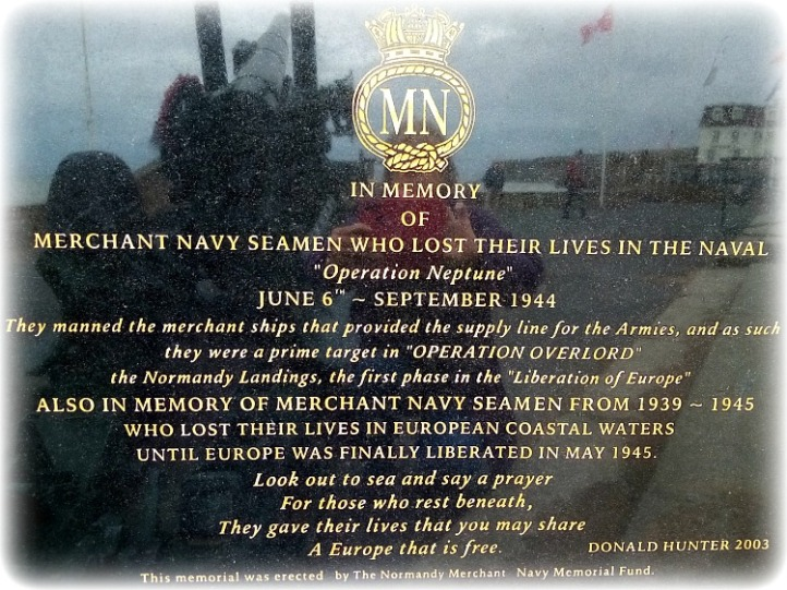 Merchant Navy Memorial London
