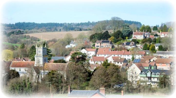Tisbury Wiltshire