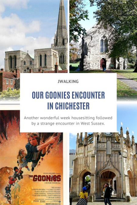 Our Goonies Encounter in Chichester