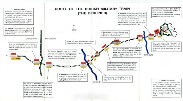 Berliner Military Train
