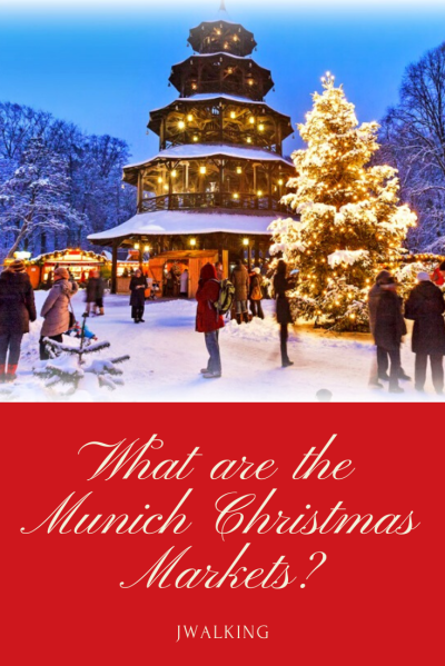 What are the Munich christmas markets