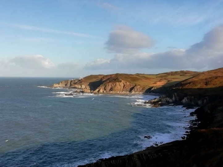 South West Coast Path Devon