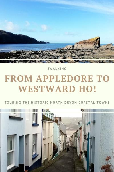 Appledore to Westward Ho!