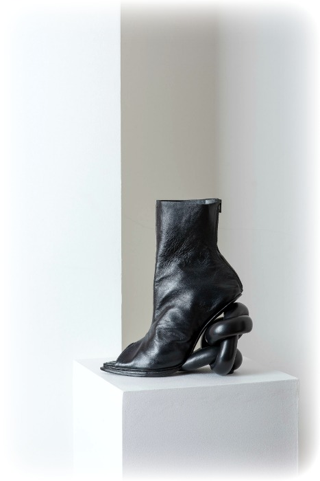 Tabitha Knotted Ankle Boots
