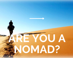Navigation - Are You a Nomad
