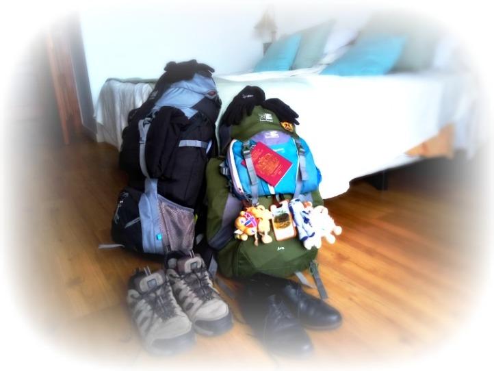 JWalking Backpacks