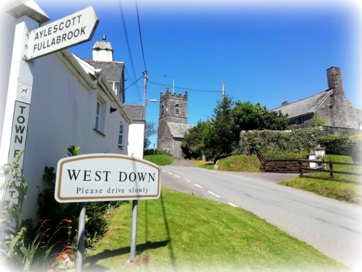 West Down Devon