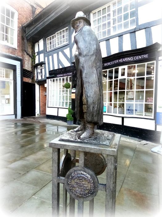 King Charles II Worcester