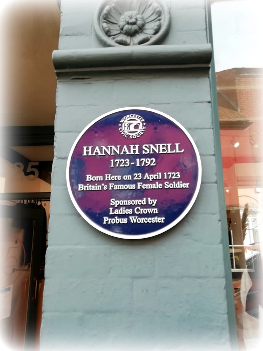 Worcester Hannah Snell