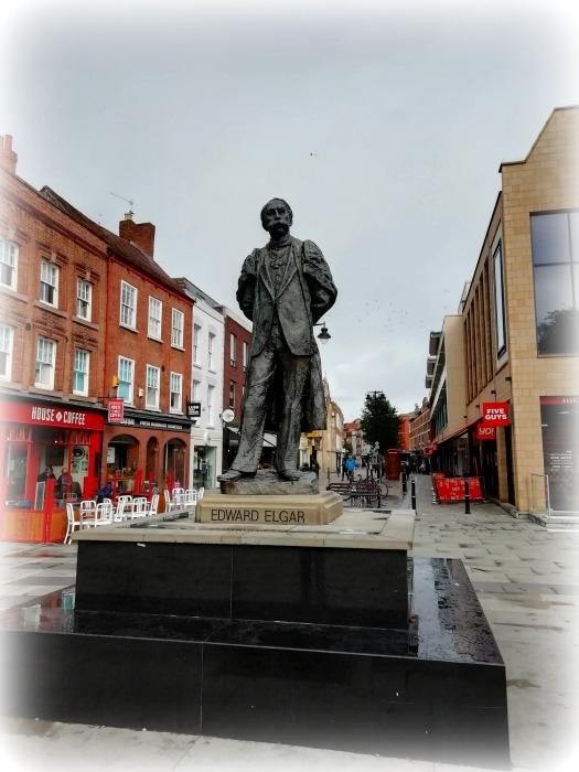 Worcester Edward Elgar
