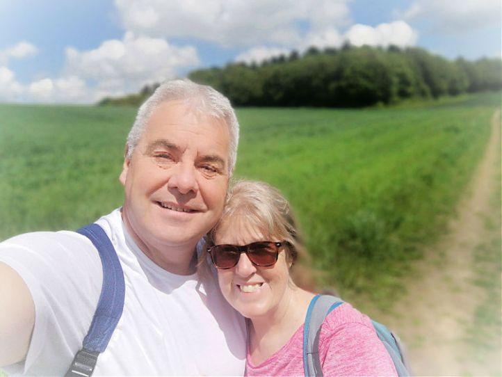 Red Tractor Trail - Welwyn Hertfordshire