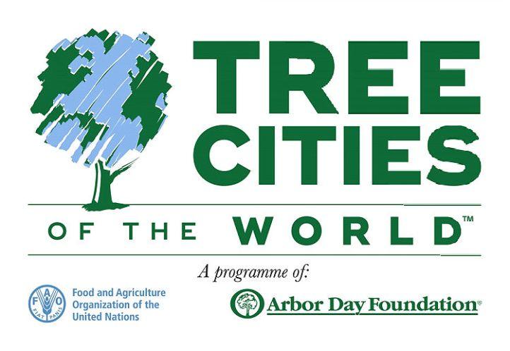 Tree Cities of the World