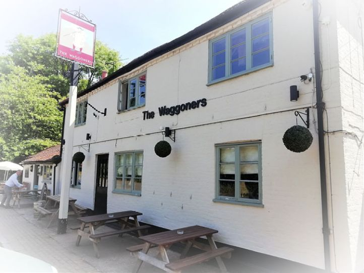 The Waggoners, Welwyn Garden City