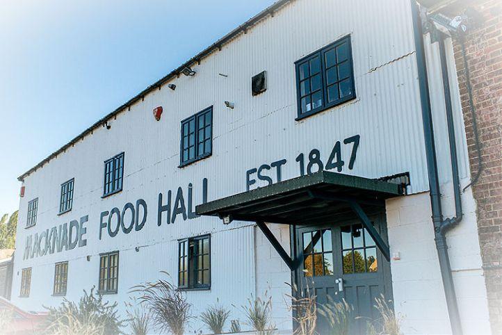 Macknade Food Hall