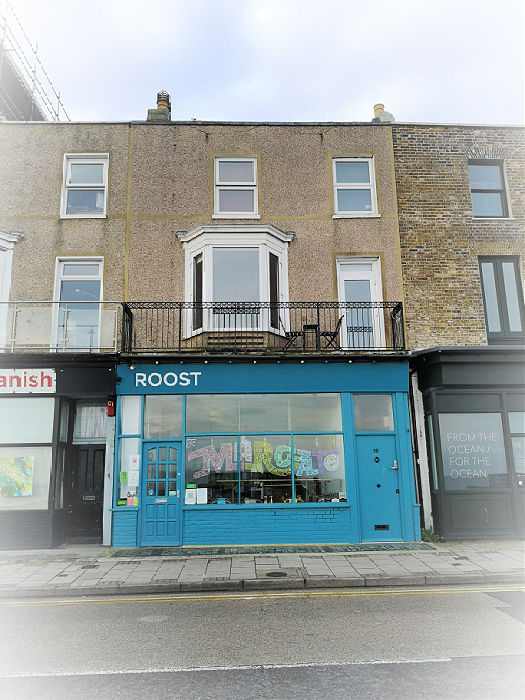 Roost Airbnb Margate