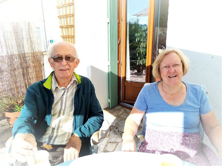 Mum and Alan